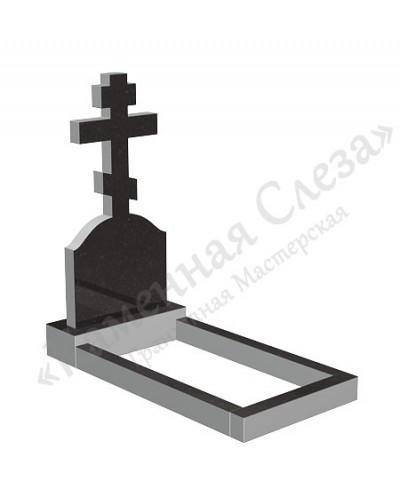 Памятник с крестом КР-011