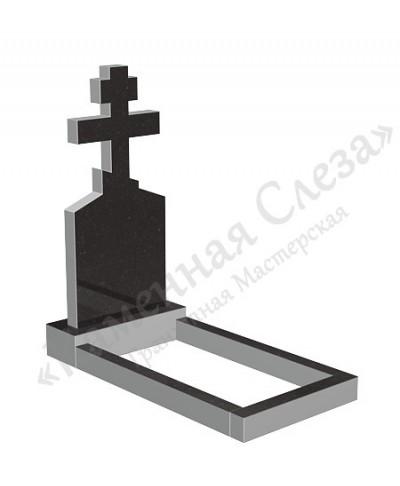 Памятник с крестом КР-012