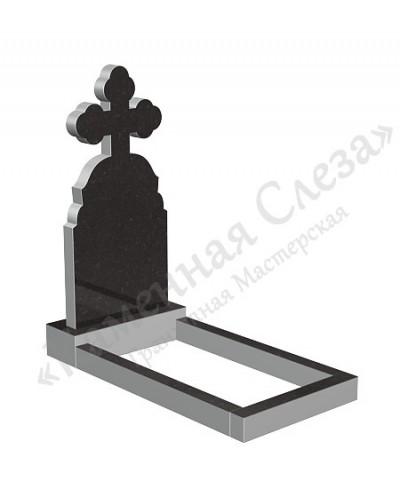 Памятник с крестом КР-016