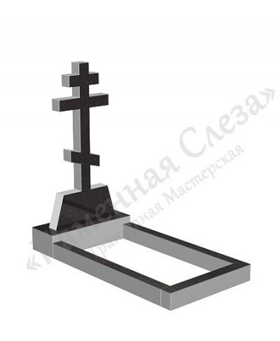 Памятник с крестом КР-017