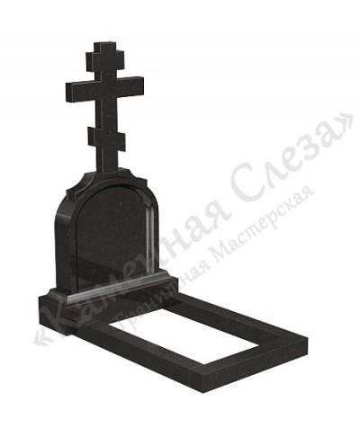 Памятник с крестом Модель КР-018
