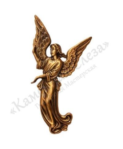 Ангел из бронзы на могилу Артикул 31657