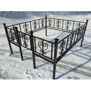 Ограда модель Лира