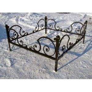 Ограда модель Карета