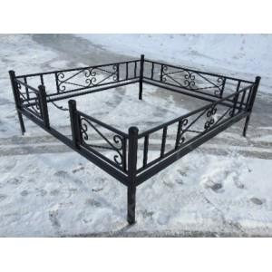 Ограда модель Новая