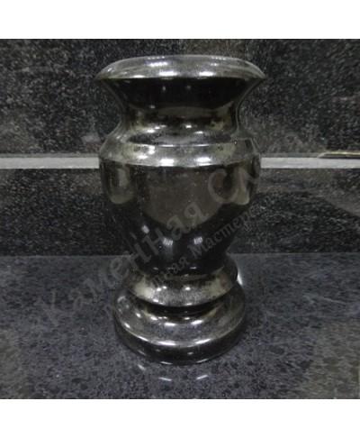 Ваза на могилу модель Габбро-Диабаз